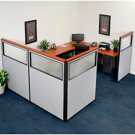 Interion® Deluxe Corner Room Dividers