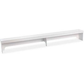 TrippNT® White PVC Fume Hood Shelves
