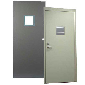 CECO Hollow Steel Vision Light Doors