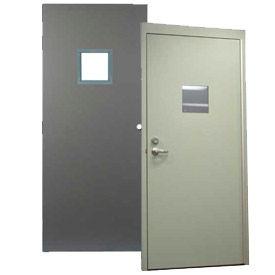 CECO Hollow Steel Vision Light Doors