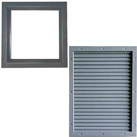 CECO Door Louver & Window Kits