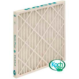 Koch Filter™ Multi-Pleat Green MERV 13 Pleated Panel Filters