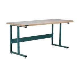 Stackbin 2000 Series Workbenches