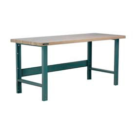 Stackbin C-Channel Welded Leg Fixed Height Workbenches