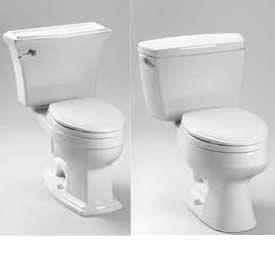 Toto® deux pièces toilettes