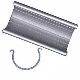 Raccords de grille pince en aluminium