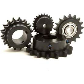 TRITAN D50 Plain Bore Double Sprockets