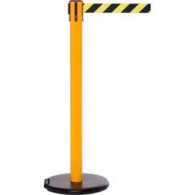 Portable Rolling Retractable Belt Barriers