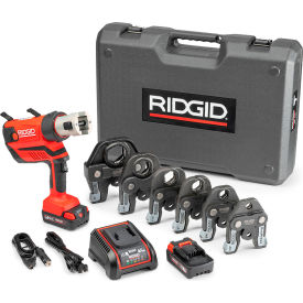 Ridgid RP 340 Battery Press Tool Kits