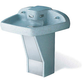 Bradley Corp® Terreon™ Quadra-Fount Washfountain