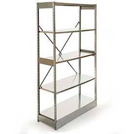 Excalibur M-Shelving - Galvanized