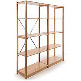 Excalibur B-Shelving - All Wood