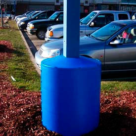 Light Post Base Covers