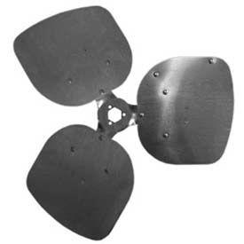 Three Wing Condenser Fan Blades