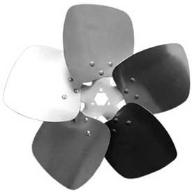 Five Wing Condenser Fan Blades With Interchangeable Hub