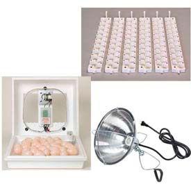 Incubators & Brooder Lamps