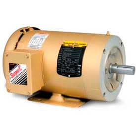 Baldor-Reliance- 3-Phase General Purpose Totally Enclosed Motors