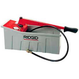 Pompe de Test de pression RIDGID®