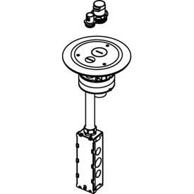 Wiremold 4FFATC série feu évalué par le biais de Poke boîtes