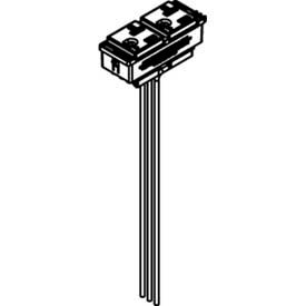 Wiremold RC3 série coupe-feu Poke-Thru boîtes