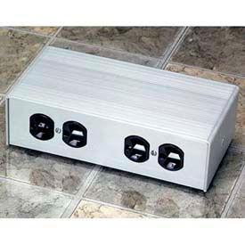 Wiremold RC91GHBTC & RC92GHBTC série feu évalué par le biais de Poke boîtes