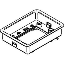Boîtes de sol Wiremold 880 Series