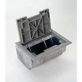 Série AF Wiremold soulevées boîtes de sol