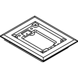 Wiremold OmniBoxes Series Fire Classified Floor Boxes