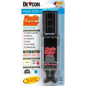 Epoxy, Silicone, and Plastic Adhesives