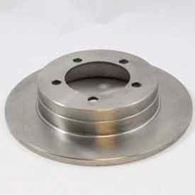 Dura International® Solid Brake Rotors