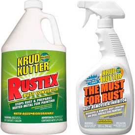 Krud Kutter Rust Removers