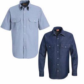 Red Kap® Deluxe Uniform Shirts