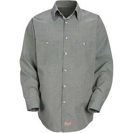 Red Kap® Micro-Check Uniform Shirts