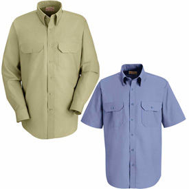 Red Kap® Solid Dress Uniform Shirts