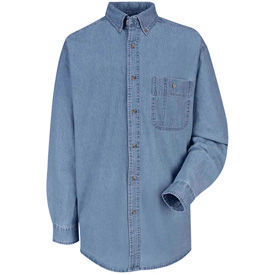 Red Kap® Wrangler Denim Shirts