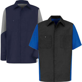Red Kap® Crew Shirts