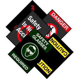 NoTrax® Safety Message Mats