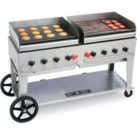 Crown Verity Mobile Outdoor Griddles