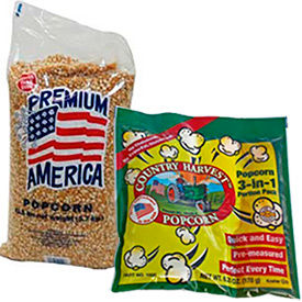 Popcorn grains & kits