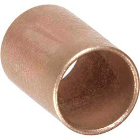 Oilube® Powdered Metal Bronze SAE841 Sleeve Bearings - INCH, Type EP, 11/16