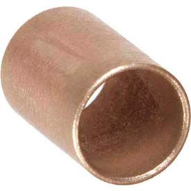 Oilube® Powdered Metal Bronze SAE841 Sleeve Bearings - INCH, Type B, 1-1/2