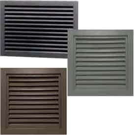 Activar Steel Door Louvers - Inverted