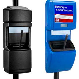 Pole Mounted Windshield Service Centers