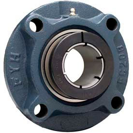 FYH ND Piloted-Flange Units w/Concentric Collars