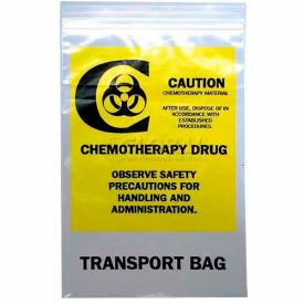 Chemotherapy Drug Transport Bags