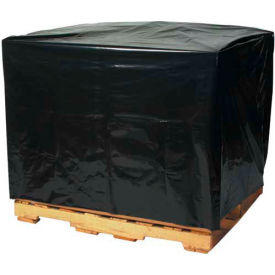 Black Pallet Covers