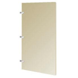 Metpar Polymer Wall Mount Urinal Screens