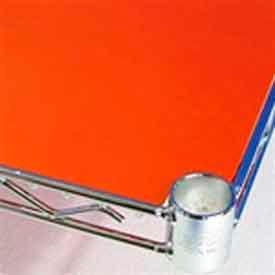 Shelf Liners - Triangular - Colored