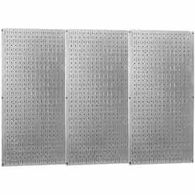 Mur contrôle industriel métallique panneau perforé