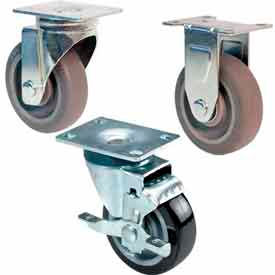 RWM VersaTrac 27® Series Light Medium Duty Casters